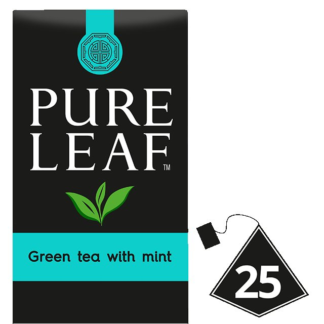 Pure Leaf Πράσινο Τσάι Μέντα