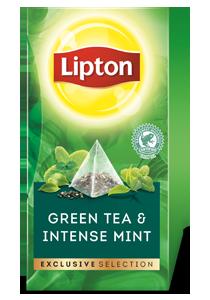 Lipton Πυραμίδα Delicate Mint 25 Φακελάκια