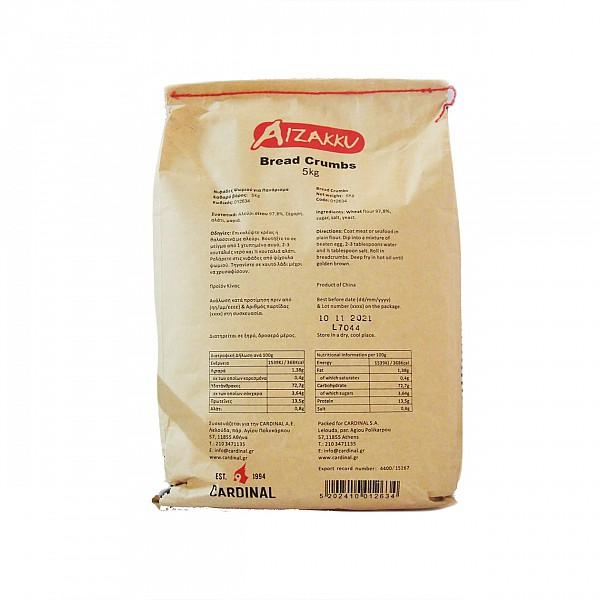 Aizakku Bread Crumbs 4mm 1kg