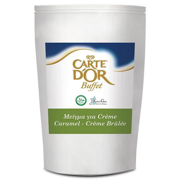 Carte D'or κρέμα καραμελέ Brulee10kg