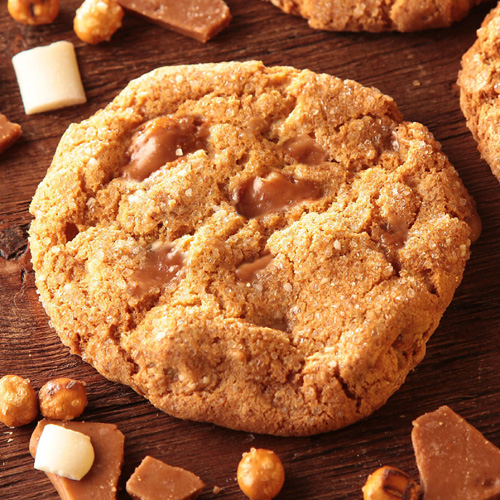 Salted Caramel Manifesto cookie 80gr