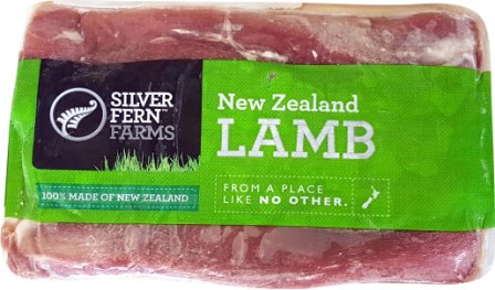 Αρνιών φιλέτο Ν. Ζηλανδίας 10kg