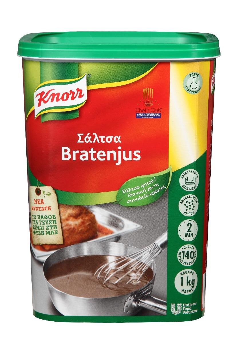Knorr σαλτσα bratenjus 1kg