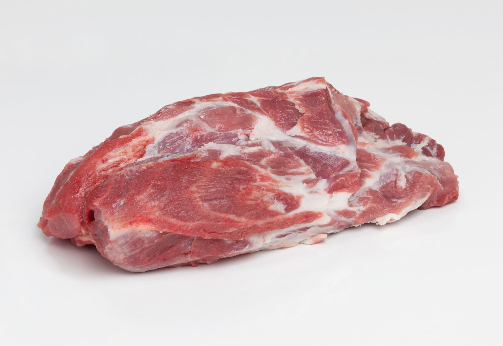 Χοιρινοί λαιμοί Ισπανίας χωρίς δέρμα και οστό 13,6kg