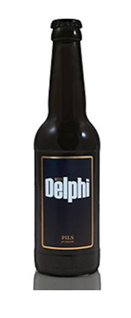 ΕΛΙΞΗ Delphi Pilsner 330ml