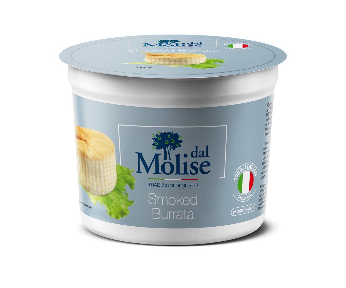 Smoked Burratina IQF Dal Molise 125gr