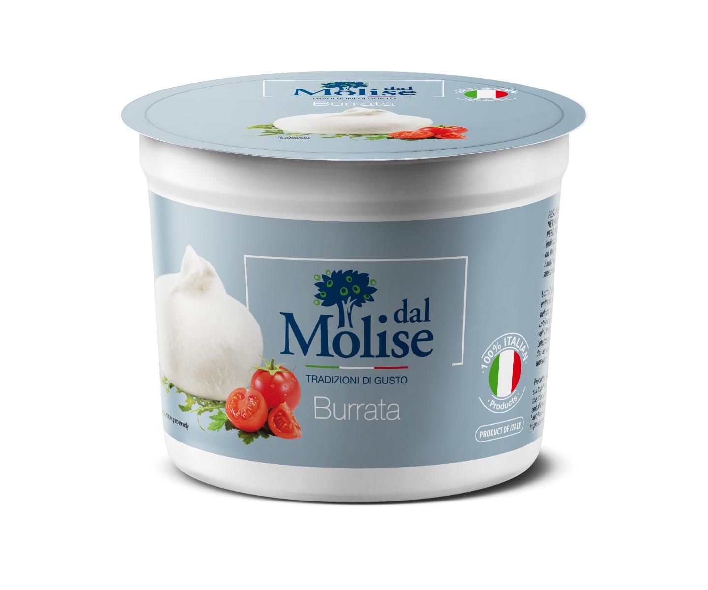 Burrata IQF Dal Molise 125gr