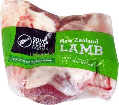 Αρνιών κότσι με οστό Ν. Ζηλανδίας 10kg