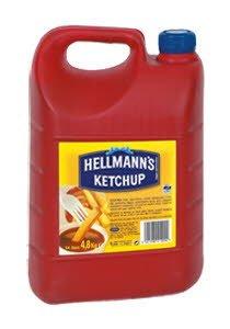 HELLMANN'S ΚΕΤΣΑΠ 3X4,8kg