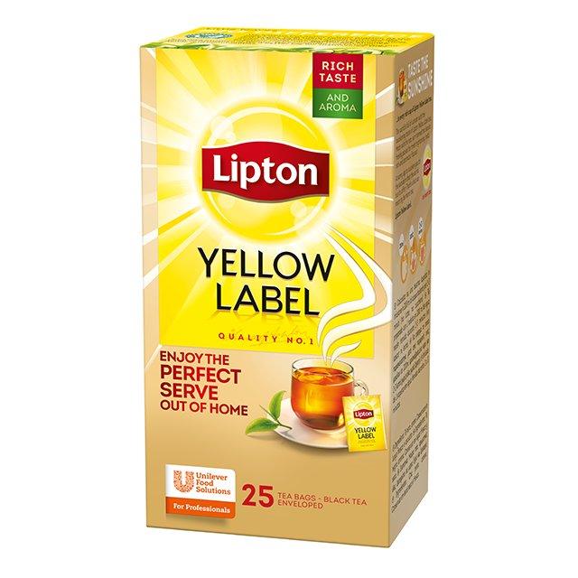 Lipton Πυραμίδα premium μαυρο Τσαι 2gr