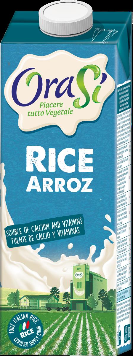 Ρόφημα ρυζιού (12,5%) Orasi 1lt