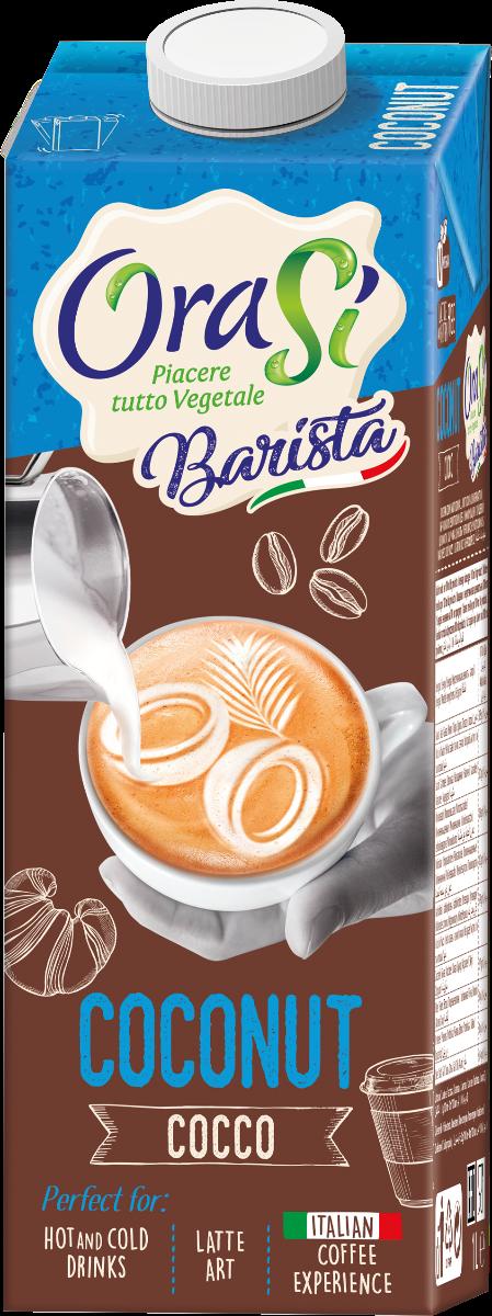 Ρόφημα καρύδας Barista 1lt