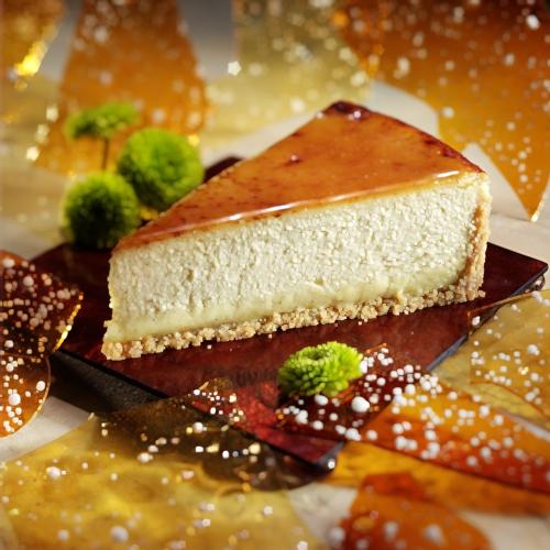 Creme Brulee Cheesecake 2.27kg (16 Μεριδες)