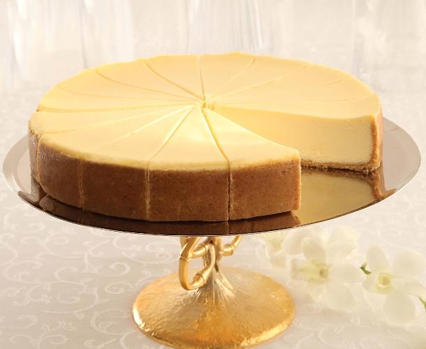 New York Cheesecake 1.93kg (16 μερίδες)