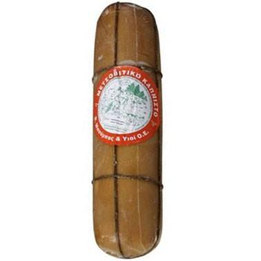 Τυρί μετσοβίτικο καπνιστό 2.7kg