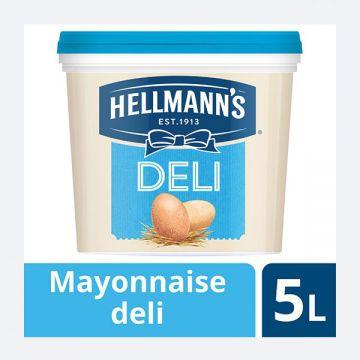 HELLMANN'S ΜΑΓΙΟΝΕΖΑ DELI 1X5lt